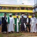 Kunjungan Syeikh Ali Abdurrahman Baharmi Ma'had Al Aydrus Tarim Hadramaut Yaman