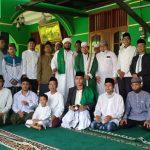 Penyambutan/Penerimaan Kunjungan Syeikh Ali Abdurrahman Baharmi Ma'had Al Aydrus Tarim Hadramaut Yaman